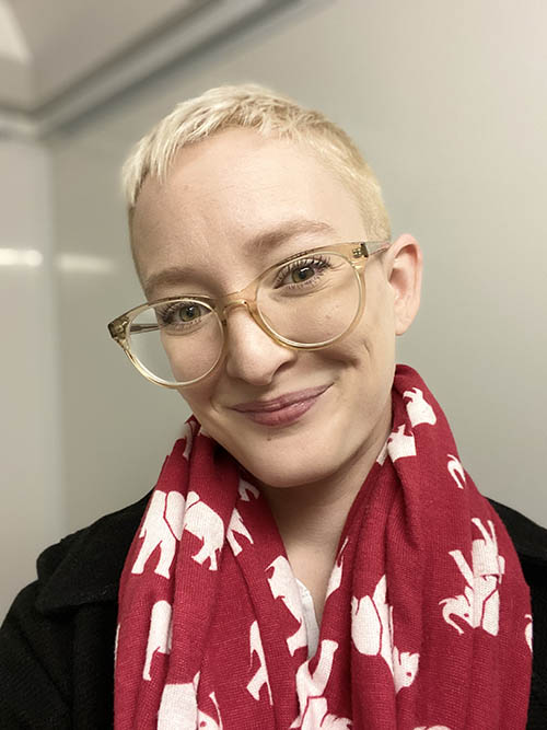 Heidi Miller, she/her