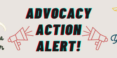 ADVOCACY ALERT for Alabamians – Take Action NOW!